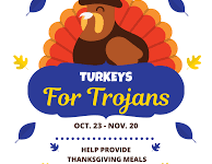 Turkeys for Trojans