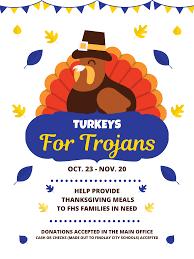 Turkeys for Trojans