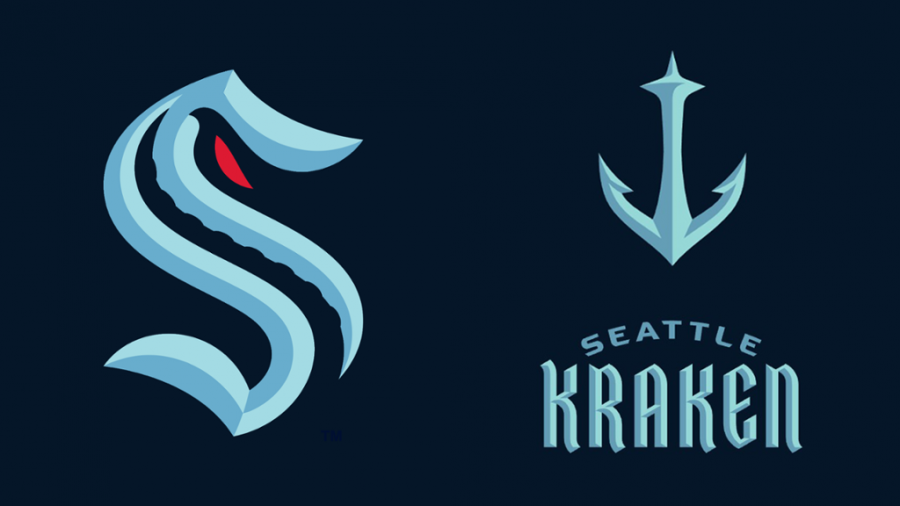 Seattle+Kraken+Logo