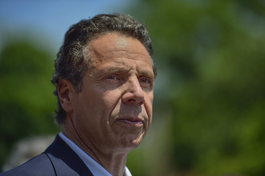NY Governor Cuomo's scandals